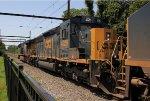 CSX 4229 on Q409